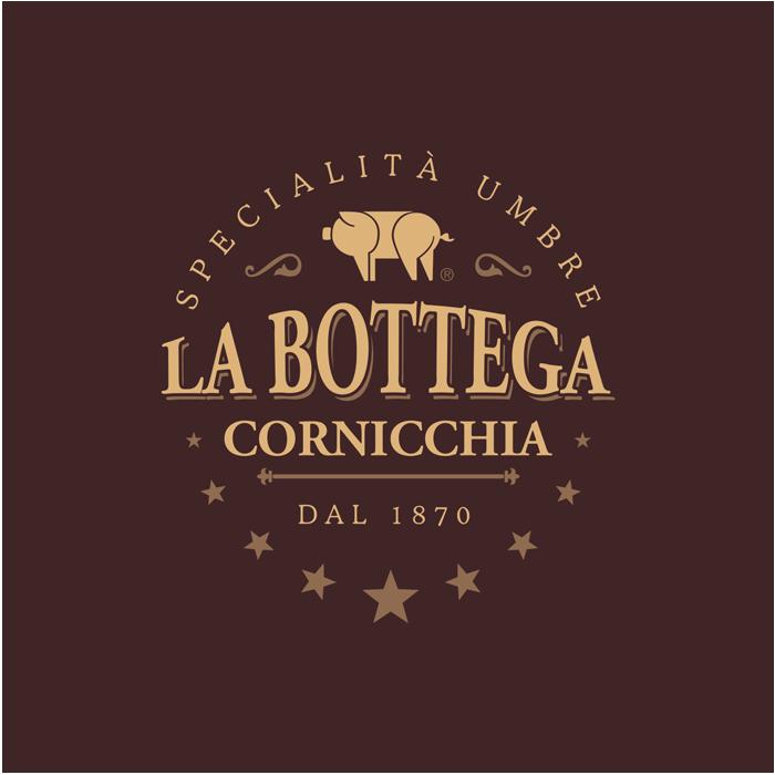 brand La Bottega Cornicchia del salumificio Cornicchia