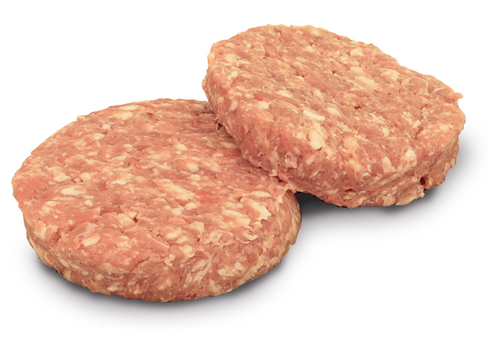 hamburger di suino
