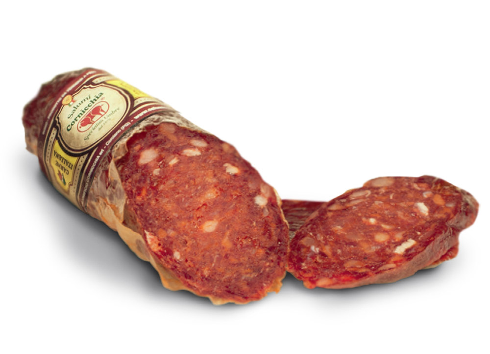 salame Cornicchia piccante